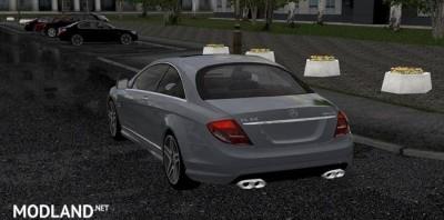 Mercedes-Benz CL65 AMG [1.5.9], 3 photo